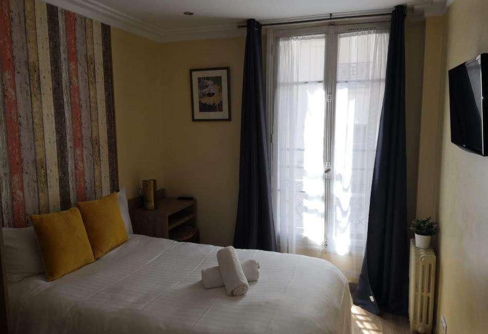 Hôtel Roi René - chambre