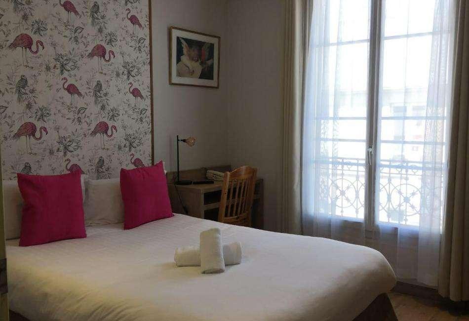 Hôtel Roi René - room